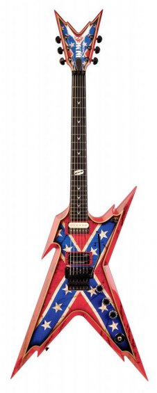 Dean Dimebag Dixie Rebel