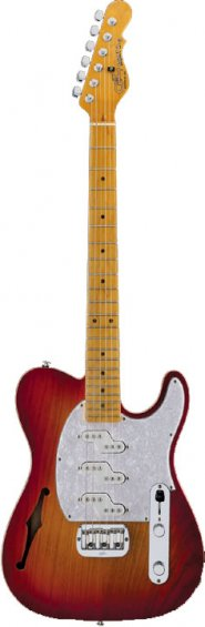 G&L ASAT Z-3 Semi Hollow