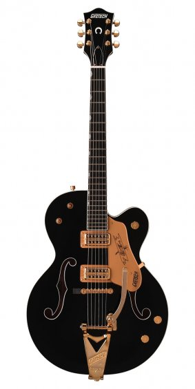 Gretsch G6120BK Chet Atkins Hollow Body Black