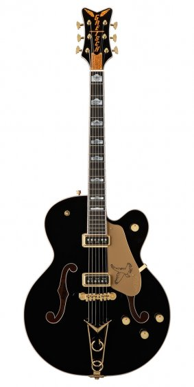 Gretsch G6136DSBK Black Falcon W