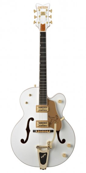 Gretsch G6136T White Falcon W