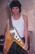 Van Halen Gibson Flying V