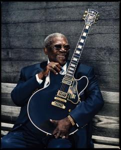 BB King Gibson
