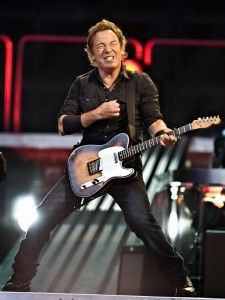 Bruce Springsteen Fender