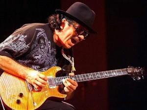 Carlos Santana PRS