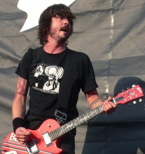 Dave Grohl Gibson