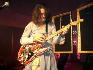 Eddie Van Halen Fender Frankenstein