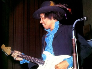 Jimi Hendrix Fender