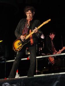 Keith Richards Fender