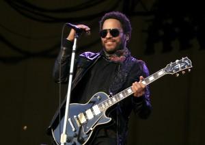 Lenny Kravitz Gibson LP
