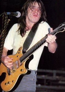 Malcolm Young Gretsch