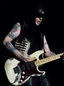 Mick Mars Fender