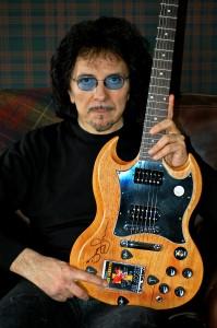 Tony Iommi Gibson