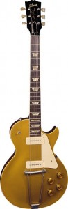 Гитара Gibson Les Paul Goldtop
