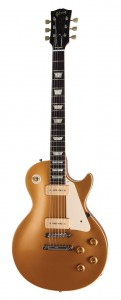 Электрогитара Gibson Les Paul Goldtop 1956