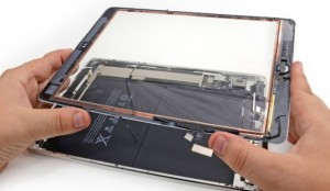 Где лучше ремонтировать планшет